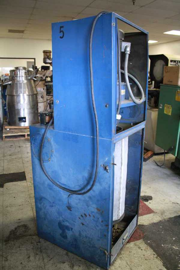 1500 CFM, DONALDSON TORIT, No. VS1500,