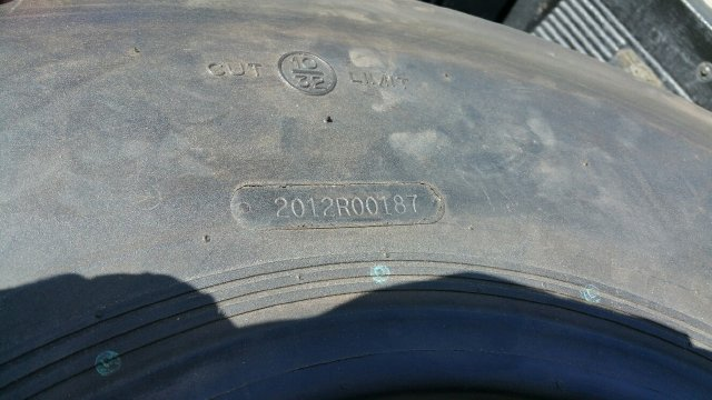 QTY-2 AVIATOR AIRCRAFT TIRES