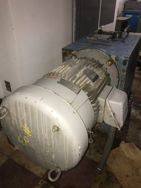 10 HP RAMBAUDI HEAD 3000 RPM